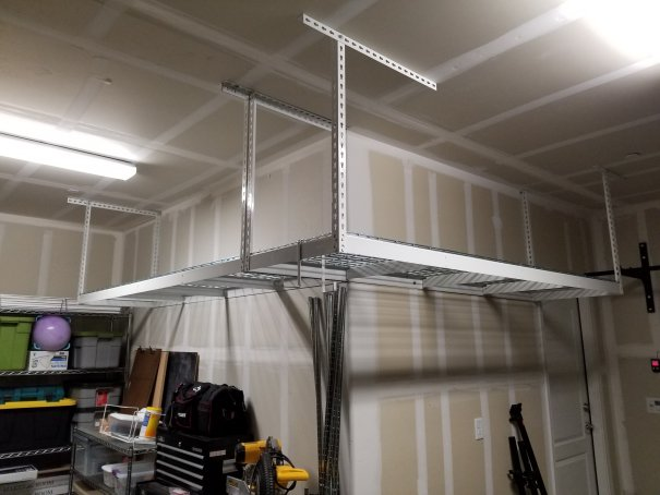 CDR Overhead Storage Racks Stockton CA - Garage Overhead Storage Racks Stockton CA - Garage Storage Racks Stockton CA